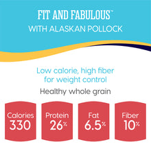 Load image into Gallery viewer, Solid Gold Fit & Fabulous Adult Low Fat & Low Calorie with Fresh Caught Alaskan Pollock Dry Dog Food