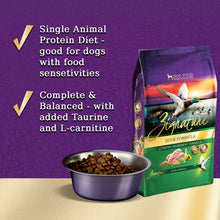 Load image into Gallery viewer, Zignature Limited Ingredient Diet Grain Free Duck Recipe Dry Dog Food