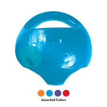 Load image into Gallery viewer, KONG Jumbler Ball Dog Toy