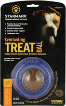 Load image into Gallery viewer, Starmark Everlasting Treat Ball Dog Chew Toy