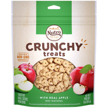Load image into Gallery viewer, Nutro Crunchy Treats with Real Apple Dog Treats