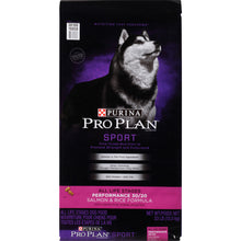 Load image into Gallery viewer, Purina Pro Plan Sport All Life Stages Performance 30/20 Salmon & Rice Formula Dry Dog Food