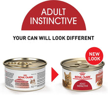 Load image into Gallery viewer, Royal Canin Feline Health Nutrition Adult Instinctive Thin Slices in Gravy Canned Cat Food