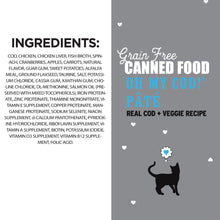 Load image into Gallery viewer, I and Love and You Oh My Cod Grain Free Recipe Canned Cat Food