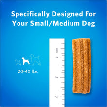 Load image into Gallery viewer, Purina Dentalife Daily Oral Care Adult Small & Medium Breed Chicken Flavor Dog Treats