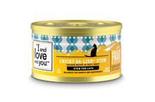 Load image into Gallery viewer, I And Love And You Grain Free Chicky Da Lish Stew Canned Cat Food