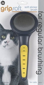 JW Pet Gripsoft Cat Slicker Brush