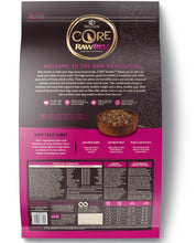 Load image into Gallery viewer, Wellness CORE RawRev Natural Small Breed Grain Free Original Turkey & Chicken with Freeze Dried Turkey Dry Dog Food