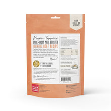 Load image into Gallery viewer, The Honest Kitchen PROPER TOPPERS Grain Free Beef Dog Food Pouch