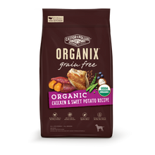 Load image into Gallery viewer, Castor and Pollux Organix Grain Free Organic Chicken and Sweet Potato Dry Dog Food