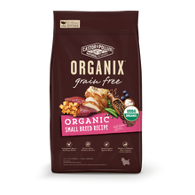 Load image into Gallery viewer, Castor and Pollux Organix Grain Free Organic Small Breed Dry Dog Food