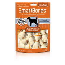 Load image into Gallery viewer, SmartBones Rawhide-Free Sweet Potato Dog Treats