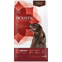 Load image into Gallery viewer, Holistic Select Natural Grain Free Senior Chicken Meal and Lentil Dry Dog Food