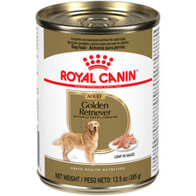 Load image into Gallery viewer, Royal Canin Breed Health Nutrition Adult Golden Retriever Canned Dog Food