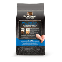 Load image into Gallery viewer, Merrick Backcountry Raw Infused Grain Free Large Breed Recipe Dry Dog Food