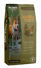 Load image into Gallery viewer, Dr. Tim's Heirloom Ancient Grains Fish Recipe Dry Dog Food