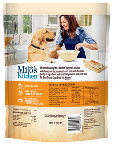 Milo's Kitchen Grain Free Simply Chicken Jerky Dog Treats
