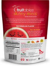 Load image into Gallery viewer, Fruitables Skinny Minis Chewy Watermelon Dog Treats