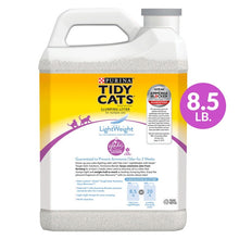 Load image into Gallery viewer, Tidy Cats Lightweight Blossom Scented Tough Odor Solution Cat Litter