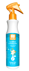 Nootie Conditioning & Moisturizing Spray Sweet Pea & Vanilla Daily Spritz For Dogs