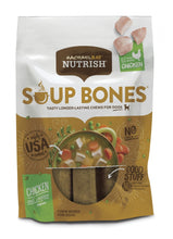 Load image into Gallery viewer, Rachael Ray Nutrish Soup Bones Chicken & Veggies Recipe Dog Treats