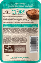 Load image into Gallery viewer, Wellness CORE Tiny Tasters Tuna & Salmon Pate Wet Cat Food