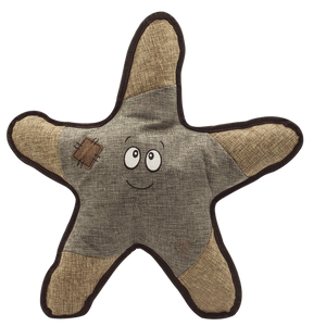 Snugarooz Sophie the Starfish Plush Dog Toy