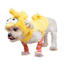 Load image into Gallery viewer, Pet Krewe Sesame Street Big Bird Dog Costume
