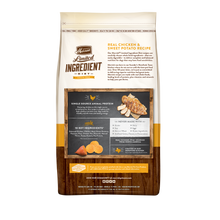 Load image into Gallery viewer, Merrick Limited Ingredient Diet Grain Free Real Chicken & Sweet Potato Recipe Dry Dog Food
