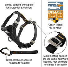 Load image into Gallery viewer, Kurgo Enhanced Strength Tru-Fit Smart Harness for Dogs