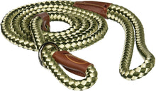 Load image into Gallery viewer, Coastal Pet Products Remington Braided Rope Slip Dog Leash
