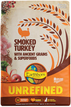 Load image into Gallery viewer, Earthborn Holistic Unrefined Smoked Turkey with Ancient Grains & Superfoods Dry Dog Food