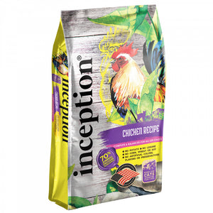Inception Chicken Recipe Dry Cat Food