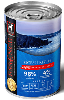 Essence Limited Ingredient Ocean Recipe Canned Dog Food