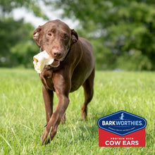 Load image into Gallery viewer, Barkworthies Cow Ears Dog Chews