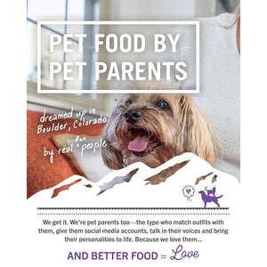 I and Love and You Naked Essentials Ancient Grains Beef & Lamb Recipe Dry Dog Food