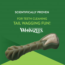Load image into Gallery viewer, Whimzees Daily Use Brushzees Medium Pack Dental Dog Treats