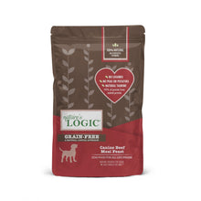 Load image into Gallery viewer, Nature's Logic Grain Free Canine Beef Meal Feast Dry Dog Food