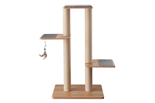 BeOneBreed KATT3 Evo Plus Sisal Cat Scratch Post