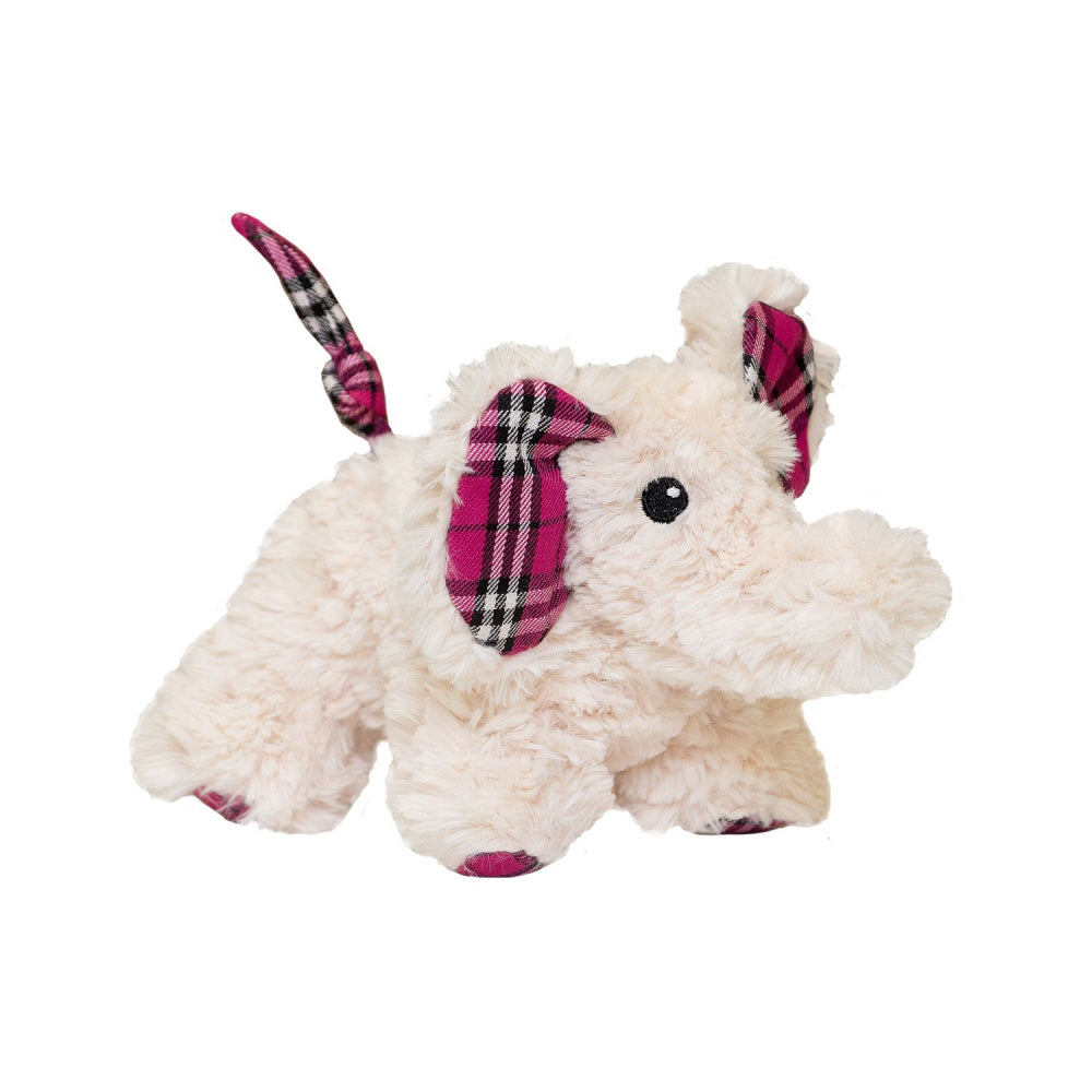 Snugarooz Ella the Elephant Plush Dog Toy