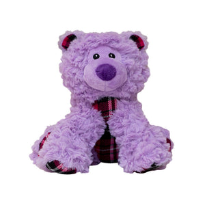 Snugarooz Bella the Bear Plush Dog Toy