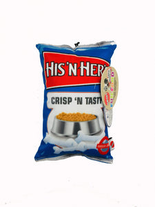 Ethical Pet Fun Food His n Hers Chips