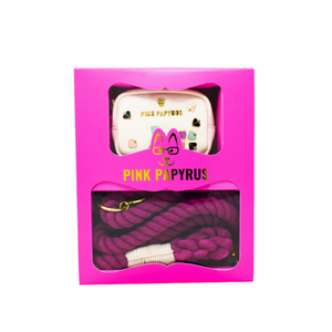 Pink Papyrus Bree Leash & Katie Rose BFF Mini Bundle Gift Set