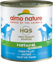 Load image into Gallery viewer, Almo Nature HQS Natural Dog Grain Free Additive Free Chicken Fillet Canned Dog Food
