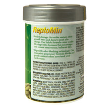 Load image into Gallery viewer, Tetrafauna ReptoMin PRO Adult Formula