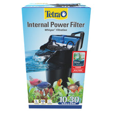 Load image into Gallery viewer, Tetra Whisper 10-30 Internal Submersible Water Filter