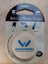 Load image into Gallery viewer, Wisconsin Humane Society Pop Phone Stand