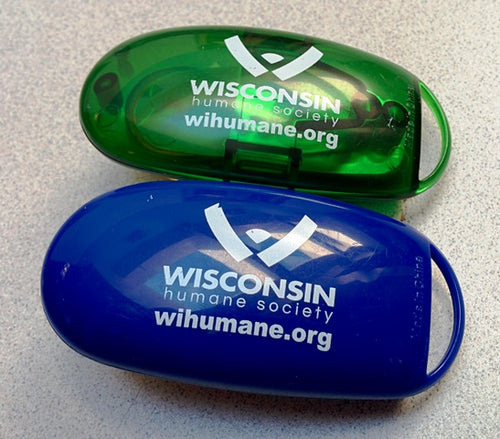 Training Clicker with WHS Logo
