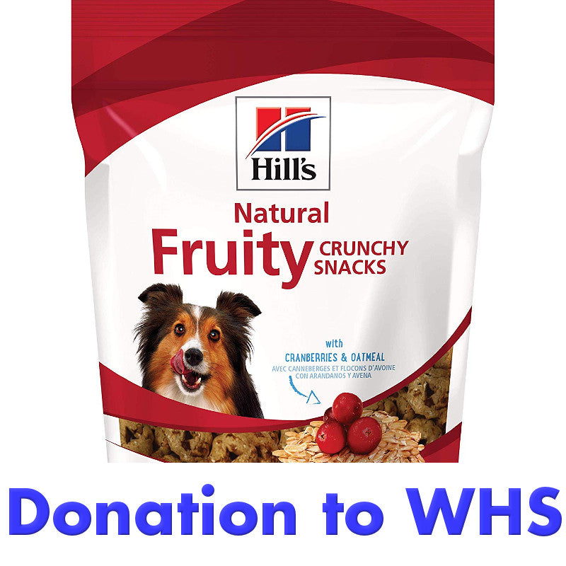 DONATE a Bag of Treats to the Wisconsin Humane Society!