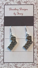 Load image into Gallery viewer, Dazzling Designs by Tracy Earrings